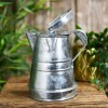 Traditional Small Galvanised Narrowboat Watering Can