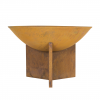Steel & Cast Iron Fire Bowl