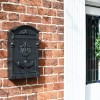 Wall Mounted letter box by front door
