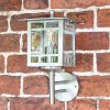 Stainless Steel Wall Lantern