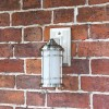 Nash Point Wall Lantern in Situ