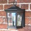 Avebury Bronze Wall Lantern