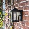 Side view of Avebury Wall Lantern