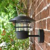 Side view of 'Skive' contemporary light
