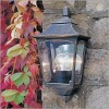 Tattershall Thorpe Half Wall Lantern Colour