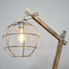 Hanging Arm on the Table Lamp