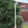 Cream St Marlo Lamp Post Set