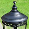 Ornate Finial on the Top of the Lantern