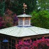 "Customer Photo by Stefan Soroczyn ""Very pleased with this Weather-vane . fits the bill perfectly."""