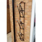 """Customer Photo by Adrian Green """"My beautiful welly rack that I put up last weekend """""""