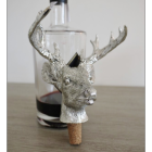 Stag Cork Stopper