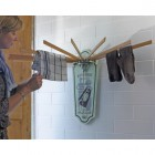 Neat n Dry Laundry Maid Vintage Fold Away Clothes Dryer and Airer