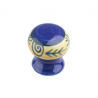Ceramic cupboard knob - V29