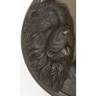 House Sign - Bronze Finish - Chow Chow