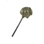 Church Mouse Tiller Pin