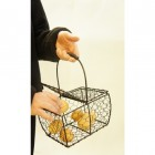 Egg Basket & Holder