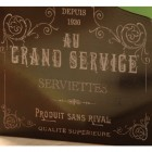 Serviettes Rack - Au Grand Service