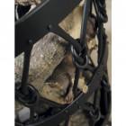 Sherwood Iron Log Basket