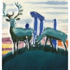 Kettle Trivets Stags