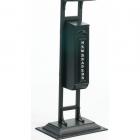 Post Box Stand - Black