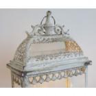'Gratidia' Vintage Lacework Lantern