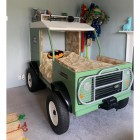 Limited Edition Land Rover Children's Bed