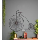 """Nelshill Grove"" Penny Farthing Interior Wall Art"