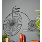 """""""Nelshill Grove"""" Penny Farthing Wall Hanging"""