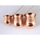 Copper Measuring Beakers