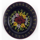 Narrowboat Products - Plates - Forgetmenot Design