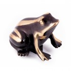 Antique Brass Frog Door Knocker