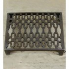 Antique Cast iron Air brick 9 Inches by 6 Inches
