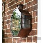 Antique Copper Coastal Style Wall Light