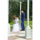 """Araminton Acropolis"" Gazebo in Use for a Wedding"