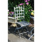 "View of the chair in the ""Warston Groves"" Garden Furniture Set"