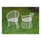 """Avery"" Garden Furniture Chair"