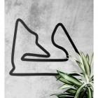 Bahrain International Motor Track Wall Art
