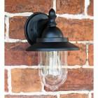 Bakewell Classic Black Wall Lantern