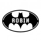 'Batman' Personalised Wall Art Created out of Iron