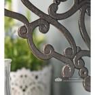 Detailed image of art Nouveau shelf bracket