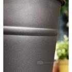 close up image of black finish