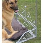 """Aslan"" throne bed"
