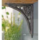 Robust iron shelf bracket