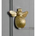 Quirky insect bumblebee door knocker