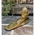 Beautiful internal door wedge acorn design