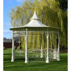 """""""Lady Leticia Dream Carousel"""" Bandstand Pavilion in Situ"""