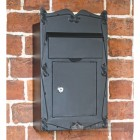 Wall Mounted Entrance post box
