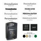 Post box Customisation