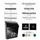 Product customisation options