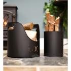 Contemporary Log holder & Kindling holder